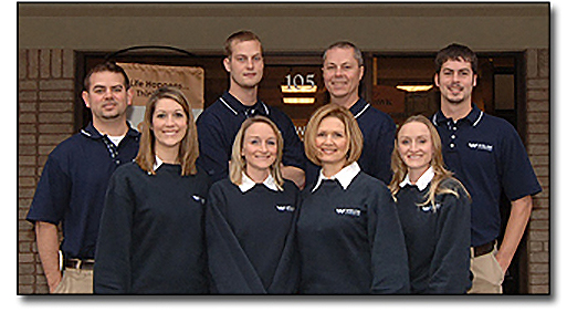 Meet the team of Flooring Professionals of Wolde Flooring Abbey Carpet & Floor.